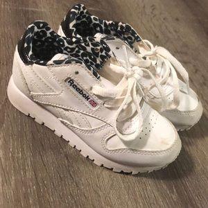 Toddler Reebok sneakers size 9